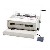 HIC HEPB-240 A4/F4 專業高用量電動打孔膠圈釘裝機