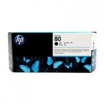 HP C4820A NO80 黑色墨頭