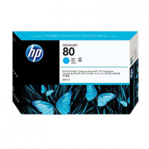 HP C4846A NO80 靛藍色墨水匣