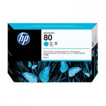 HP C4872A NO80 靛藍色墨水匣