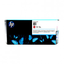 HP C4952A NO81 MAGENTA DYE PRINTHEAD AND CLEANER