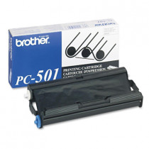BROTHER PC-501 CARTRIDGE FOR FAX-827, FAX-837MC, FAX-878