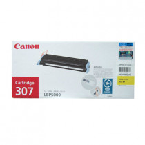 CANON CRG-307Y YELLOW TONER FOR LBP-5000/5100