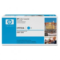HP C9731A CYAN TONER CARTRIDGE FOR CLJ 5500