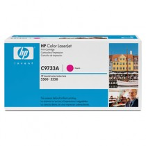 HP C9733A MAGENTA TONER CARTRIDGE FOR CLJ 5500