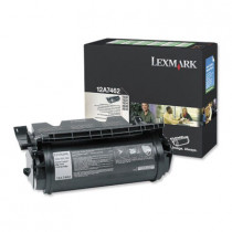 LEXMARK 12A7462/12A7468 BLACK TONER (21K) FOR T630