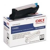 OKI 43460212 BLACK DRUM KIT FOR C3300