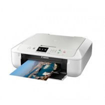 Canon PIXMA MG5770 Multi-Function Photo Printer - White