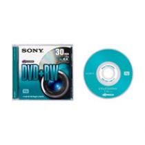 SONY DPW30 迷你 DVD+RW (30 MIN) 3片裝