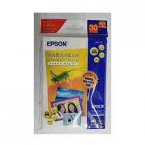EPSON S041861 PREMIUM GLOSSY PHOTO PAPER 102X152MM (4R 30 SHEETS)
