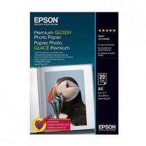 EPSON S041297 PREMIUM GLOSSY PHOTO PAPER A4 (20)