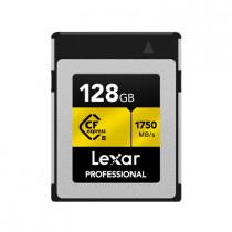 LEXAR PROFESSIONAL CFexpress TYPE B CARD 128GB (LCFX10-128GCRB)