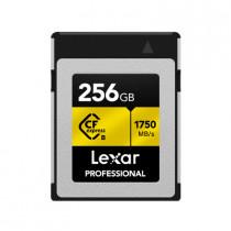 LEXAR PROFESSIONAL CFEXPRESS TYPE B CARD 256GB (LCFX10-256CRB)