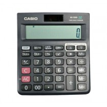 卡西歐 MJ-120D Plus 桌面型計數機 (12位)
