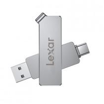 LEXAR JUMPDRIVE D30C 64GB USB3.1 TYPE-C OTG FLASH DRIVE (150MS/S) (LJDD30C064G-BNSNG)