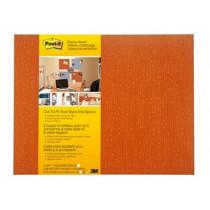 3M 558F-TNG 報事貼自黏告示板 - 橙色