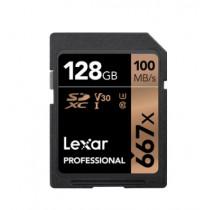 LEXAR SDXC 667X 128GB U3 (LSD128GB667)