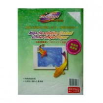 SHOGUN 300405 HI RESOLUTION COATED COLOR INKJET BANNER PAPER