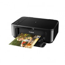 Canon PIXMA MG3670 Multi-Function Photo Printer - BLACK