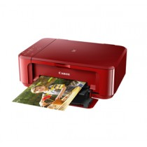 Canon PIXMA MG3670 Multi-Function Photo Printer - Red