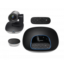 LOGITECH CONFERENCECAM GROUP SET WITH A PAIR EXPANSION MICS (960-001054+989-000171 )