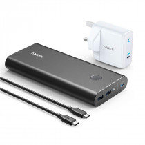 Anker POWERCORE+  26800 PD Power Bank (45W PD Power Bank with 30W PD Charger)