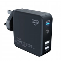 EGO CP100PD 130W PD CHARGER – BLACK