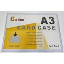 GODEX GX-803 硬身証件套 A3