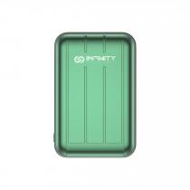 INFINITY MP7 7500MAH MAGSAFE POWERBANK - GREEN (PB-MP7-GN)