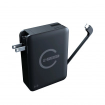 EGO E-FUSION 2 65W 15000mAh 3-in-1 Travel Charger x Power Bank