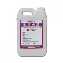 UNION 消毒火酒(4L)