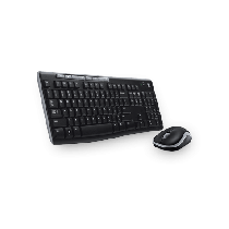 LOGITECH MK-270R - TW WIRELESS DESKTOP MOUSE + KEYBOARD