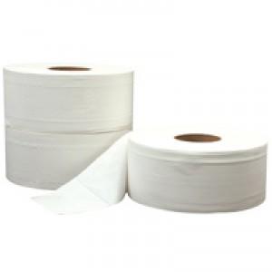 原木漿大卷衛生紙9.5厘米x 300米 白色 12 卷