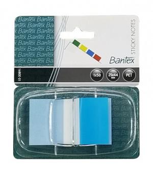 辦得事 16800-01 抽取式標籤 - 藍色 (50張裝)