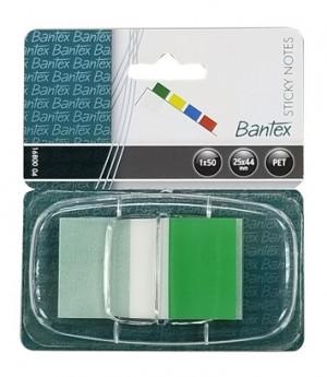 辦得事 16800-04 抽取式標籤 - 綠色 (50張裝)
