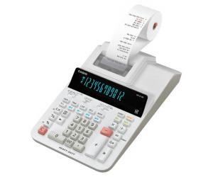 卡西歐 DR-210R 列印出紙計算機 (12位)