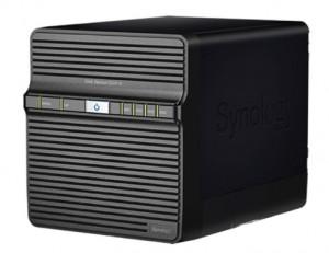 Synology 4-Bay NAS Disk Station