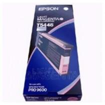EPSON T544600 淺洋紅色墨水匣