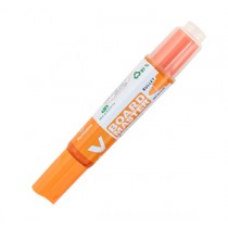 百樂牌 WBMAR-VBM-M 環保白板筆 - 橙色
