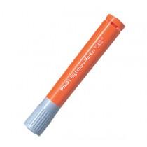 百樂牌 WBMAR-M 膠桿白板筆 - 橙色