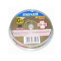 MAXELL DVD+RW 4.7GB/4X (10PCS/SPINDLE)