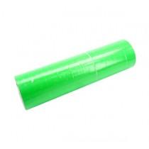 銀碼機標貼 - 熒光綠(10卷裝)