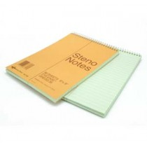 NATIONAL  36746  綠紙速記簿 (80頁)