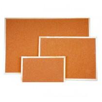 黃水松木邊告示板 (600 x 900mm)