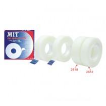 "MIT 2818 3/4"" x 36碼 隱形膠紙"