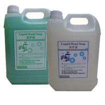 ELEGANT SG-2 青蘋果味洗手皂液(1 加侖裝)
