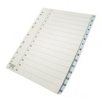 易達 100131 A4  (1-15) 膠質分類索引