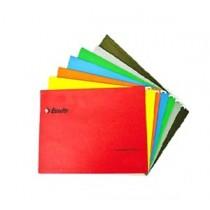 易達文件掛袋  A4 - 橙色