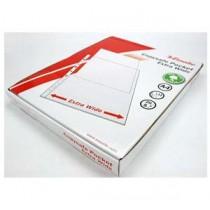 易達 656133 A4 透明滑面文件保護套 (100個裝)