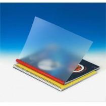 0.4mm 磨砂透明膠片 A4 (100張裝)